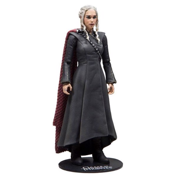 "Game of Thrones - Daenerys Targaryan 6"" Action Figure - Packshot 2"