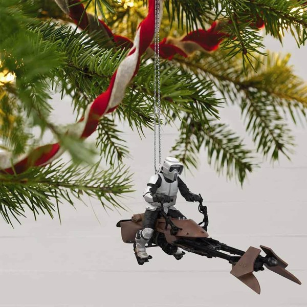 Star Wars - Episode VI - A Wild Ride on Endor Hallmark Keepsake Ornament - Packshot 2