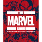 The Marvel Book: Expand Your Knowledge Of A Vast Comics Universe - Packshot 1