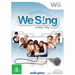 We Sing - Packshot 1