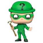 DC Comics - Batman Forever - Riddler Pop! Vinyl Figure - Packshot 1