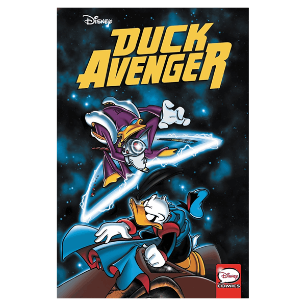 Disney - Duck Avenger: New Adventures Book #1 Graphic Novel - Packshot 1