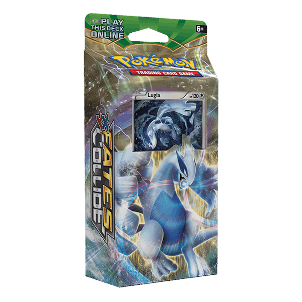 Pokemon - TCG - Fates Collide Theme Deck - Packshot 2