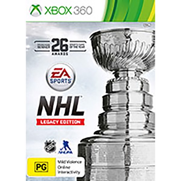 EA Sports NHL Legacy Edition - Packshot 1