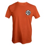 Dragon Ball Z - Symbol Orange T-Shirt - Packshot 1