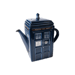 Doctor Who - TARDIS Teapot - Packshot 1