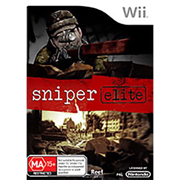 Sniper Elite - Packshot 1