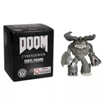 Doom - Cyberdemon Black & White Exclusive Mystery Mini Blind Box - Packshot 1