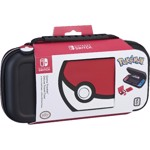 Nintendo Switch Game Traveler Deluxe Pokeball Carrying Case - Packshot 2