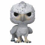 Harry Potter - Buckbeak Flocked Pop! Vinyl Figure - Packshot 1