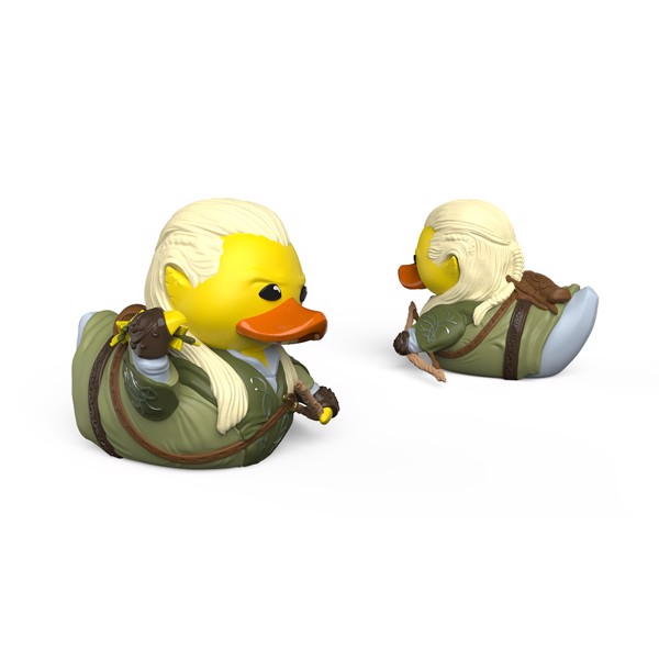 Lord of the Rings - Legolas Tubbz Duck Figurine - Packshot 3