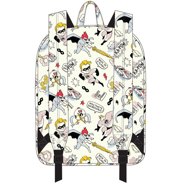 Disney - The Incredibles Comic Loungefly Backpack - Packshot 2