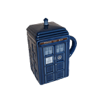 Doctor Who - TARDIS Mug with Lid - Packshot 1