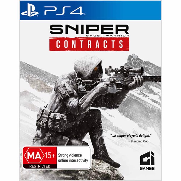 Sniper: Ghost Warrior Contracts - Packshot 1
