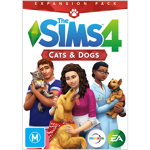 The Sims 4 Cats & Dogs - Packshot 1