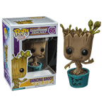 Marvel - Guardians of the Galaxy - Dancing Groot (I am Groot) Pop! Vinyl Figure - Packshot 1