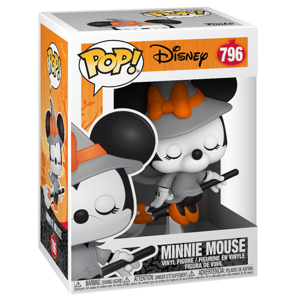 Disney - Witchy Minnie Pop! Vinyl Figure - Packshot 2
