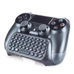 Bluetooth Wireless Mini Keyboard and Chatpad for PlayStation 4 - Packshot 2