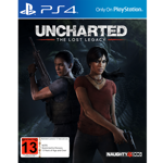 Uncharted: The Lost Legacy - Packshot 1