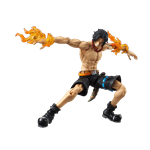 One Piece - Portgas D. Ace Action Figure - Packshot 2