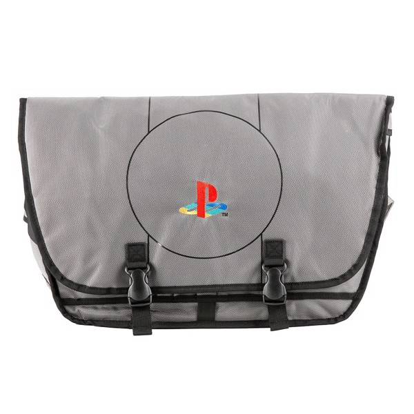 Playstation One Console Messenger Bag - Packshot 1