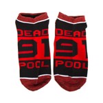 Marvel - Deadpool 5 Pack Socks - Packshot 4