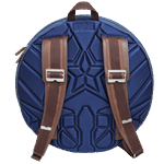Marvel - Captain America: Civil War - Captain America Shield Backpack - Packshot 2
