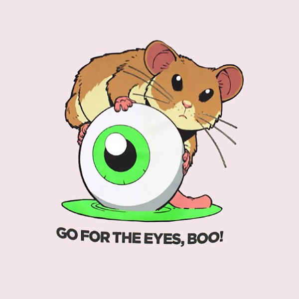 Dungeons & Dragons - Go for The Eyes Boo T-Shirt - S - Packshot 2