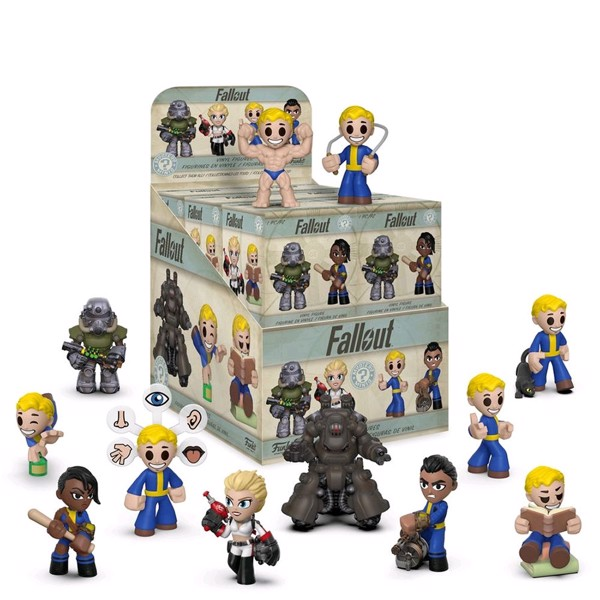 Fallout - Mystery Minis Series 2 Blind Box Figure (Single Figure) - Packshot 1