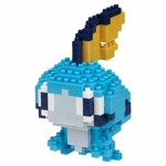 Pokemon - Sobble Nanoblocks Figure - Packshot 1