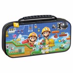Nintendo Switch Deluxe Travel Pouch - Mario Maker 2 - Packshot 1