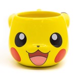 Pokemon - Pikachu Head Moulded Mug