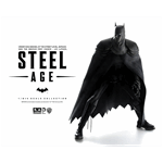 DC Comics - Batman: Steel Age - Night Batman 1/6 Scale ThreeA Figure - Packshot 3