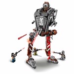 Star Wars - LEGO The Mandalorian AT-ST Raider - Packshot 3