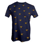 Disney - Aladdin - Lamp Navy T-Shirt - M - Packshot 1