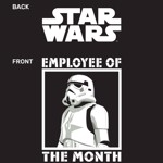 Star Wars - Trooper of the Month Female T-Shirt - L - Packshot 2