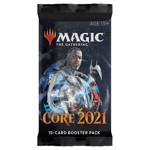 Magic The Gathering - TCG - Core 2021 Booster - Packshot 1