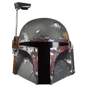 Star Wars - Black Series Boba Fett Premium Electronic Helmet