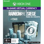 Tom Clancy's Rainbow Six® Siege - 7560 R6 Credits - Packshot 1