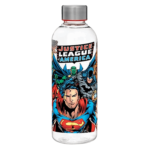 DC Comics - Justice League Tritan Drink Bottle - Packshot 1