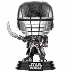 Star Wars - Episode IX - Knight of Ren Scythe Hematite Pop! Vinyl Figure - Packshot 1