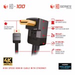 STEALTH HD-100 HDMI 5m High-Speed Premium Cable with Ethernet & 4K - Packshot 5