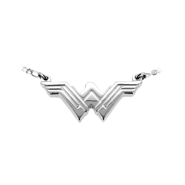 DC Comics - Batman vs. Superman - Wonder Woman Necklace Pendant - Packshot 1