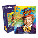 Willy Wonka 100pce Pocket Puzzle - Packshot 1