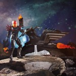 "Marvel - Cosmic Ghost Rider 6"" Marvel Legends Action Figure & Vehicle Set Riders Series - Packshot 5"