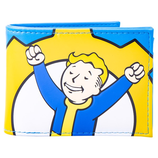 Fallout 76 - Reclamation Day Bifold Wallet - Packshot 1