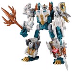 Transformers - Generation Select Piranacon God Neptune Action Figure Set - Packshot 1