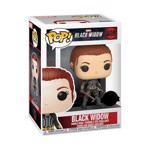 Marvel - Black Widow - Black Widow in Grey Suit Pop! Vinyl Figure - Packshot 2