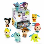 Disney - Disney-Pixar Mystery Minis Plush Backpack Clip Blind Bag (Single Bag) - Packshot 1