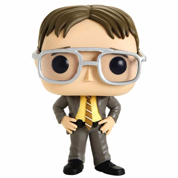 The Office - Jim as Dwight Pop! Vinyl Figure - Packshot 1